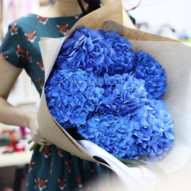 Букет Голубая мечта, изображение 1