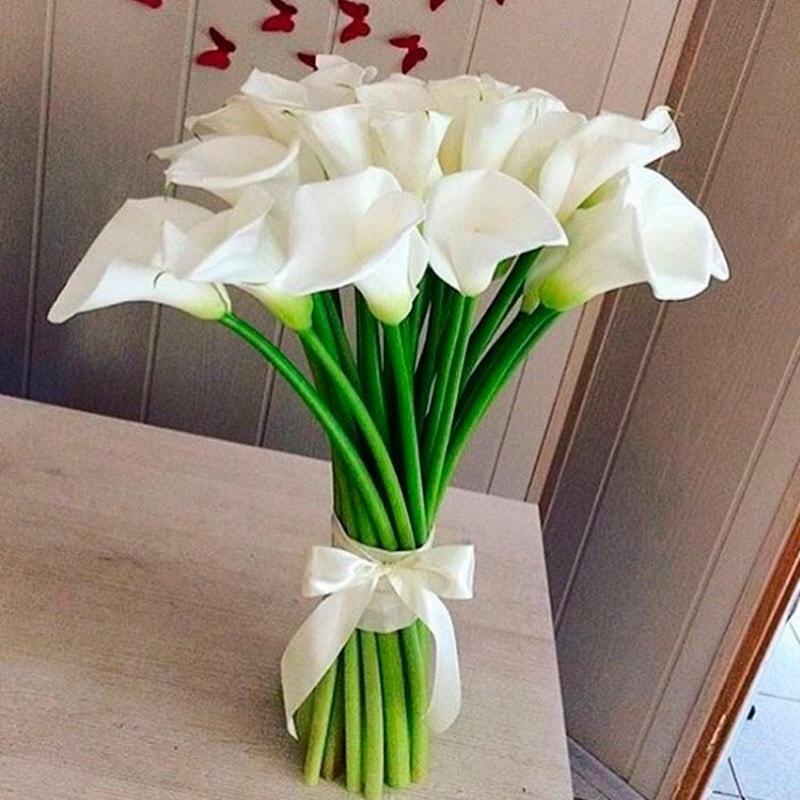 Букеты цветов из каллов
