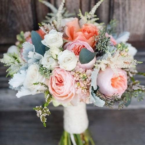 """Букет невесты из роз """"Джульетта"""" - фото 1"""