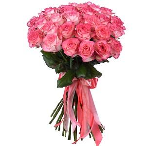 Букет Букет из нежных роз, изображение 1