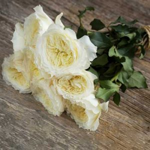 """Букет роз от Дэвида Остина """"Патинс"""" - фото 1"""