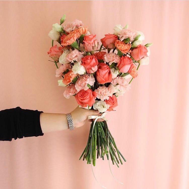 Букет Valentine's Day, изображение 1