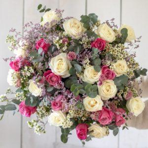 """Букет роз """"Вечер в Париже"""" - фото 1"""