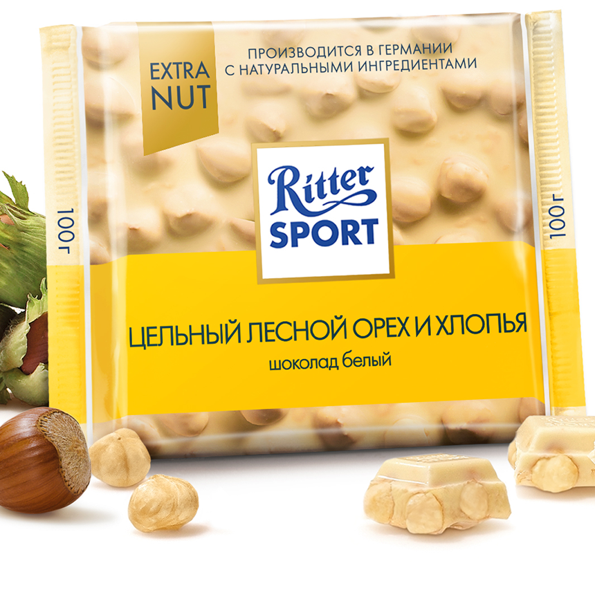 Букет Белый шоколад с цельными орехами, изображение 1