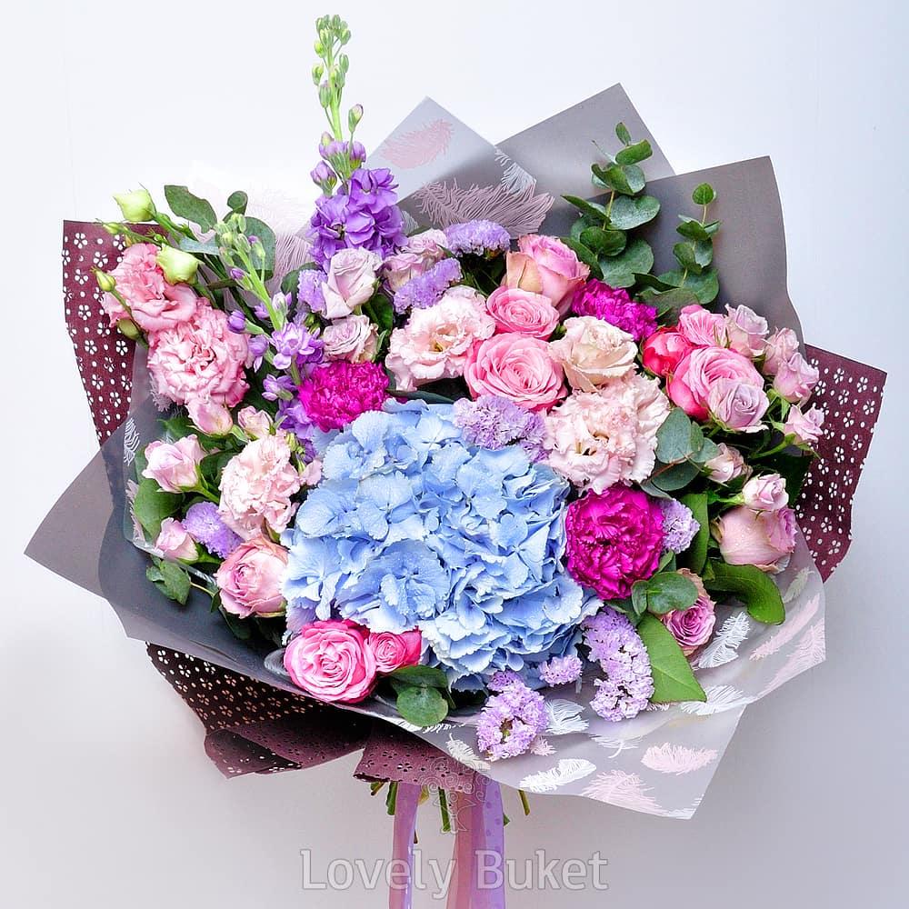 """Букет Букет """"Belle fleur"""", изображение 1"""