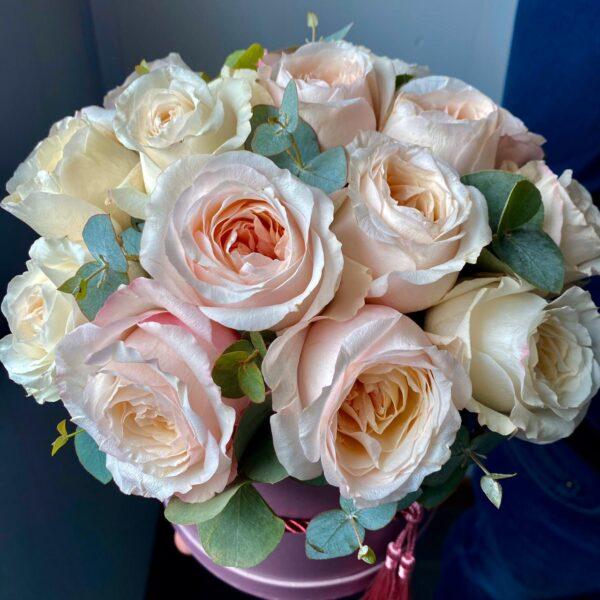 Пионовидные розы с тонким ароматом груши - фото 2