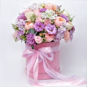 "Цветочная композиция ""Бал цветов"" - фото 1"
