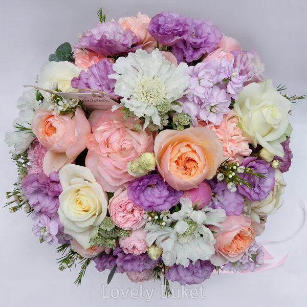 "Цветочная композиция ""Бал цветов"" - фото 2"