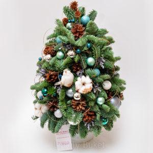 "Новогодняя елка ""Бирюза"" - фото 1"