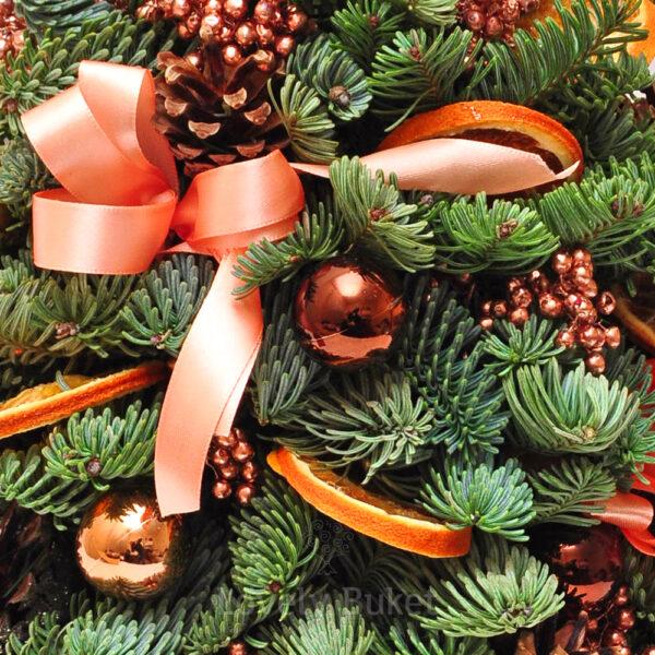 """Новогодняя елочка """"Orange"""" - фото 2"""