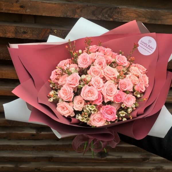 "Букет роз ""Для неё"" - фото 1"