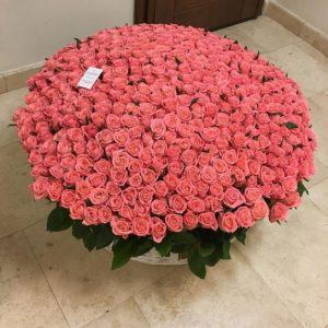 "Букет роз ""Доброе утро, Любимая!"" (501) - фото 1"