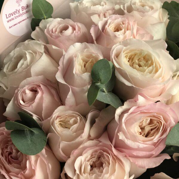 Букет селективных роз David Austin - фото 3