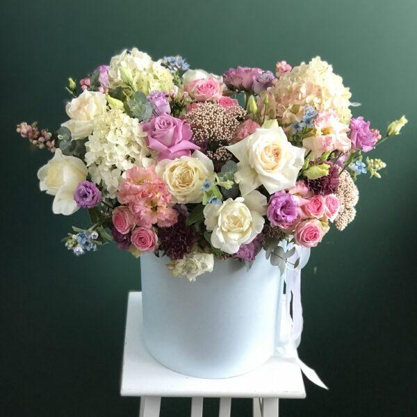 """Цветочная композиция """"Voyage de fleurs"""" - фото 1"""