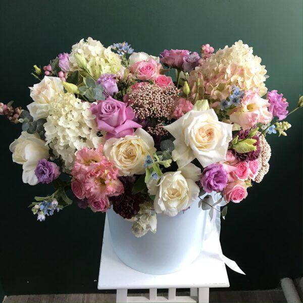 """Цветочная композиция """"Voyage de fleurs"""" - фото 3"""
