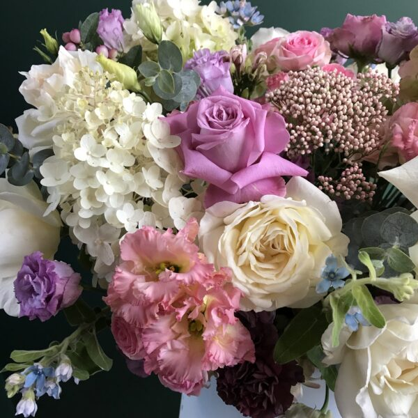 """Цветочная композиция """"Voyage de fleurs"""" - фото 2"""